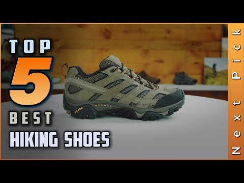 Top 5 Best Hiking Shoes Review in 2020