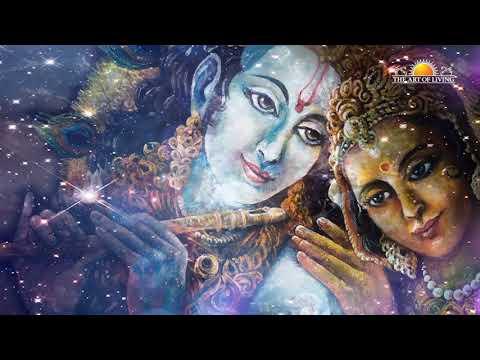 Healing Flute Meditation Music For Positive Energy | Art of Living