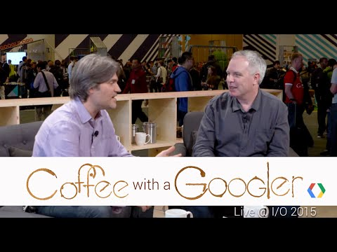 Developer Announcements from Google: Coffee with a Googler