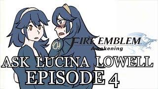 Ask Lucina Lowell Episode 4 - Fire Emblem Comic Dub