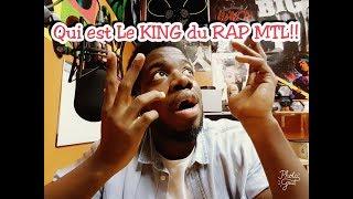 RAP MTL: Nouveauté White-B, KGoon et Enima Le KING de la Ville !!