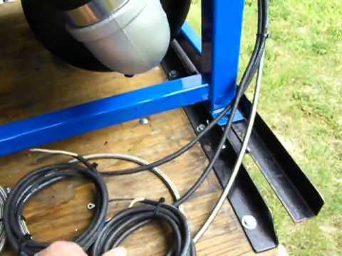Blue Baron Truckmount Carpet & Tile Cleaning Machine Model 45 SE CALL TODAY (727) 505-2989