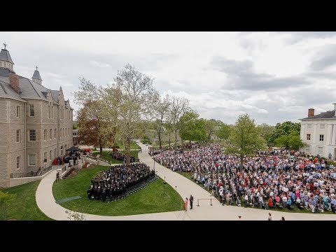 Ohio Wesleyan University 2018 Commencement
