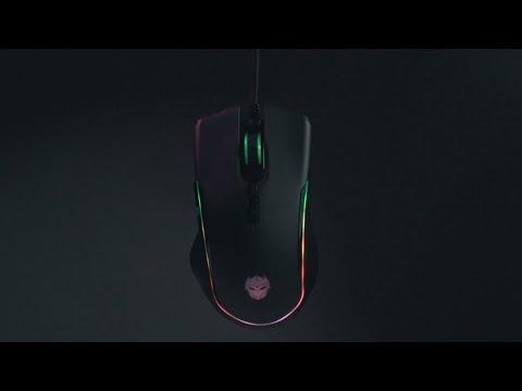 Rexus Gaming Mouse Xierra X13