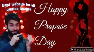 Propose day 2019 images pictures quotes download | Rose day 2019 images download website |