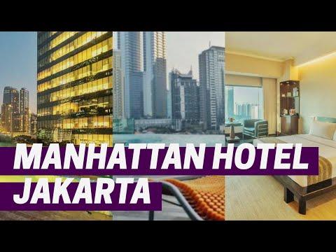 Manhattan Hotel Jakarta Selatan Dpvlog9 Youtube
