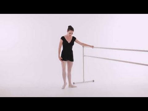 How to Do a Releve | Ballet Dance