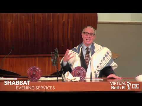 Shabbat Wisdom with Rabbi Dan Levin | August 20, 2021