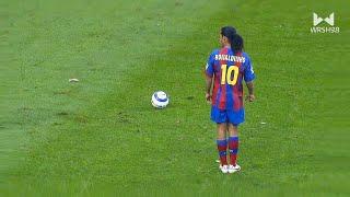 Legendary Free Kicks in Football