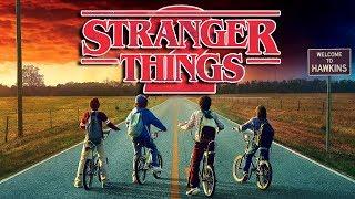 ЗАТЯНЕТ ТАК, ЧТО НЕ ОТОРВАТЬСЯ. Очень странные дела 2 - самый атмосферный сериал | Stranger Things 2