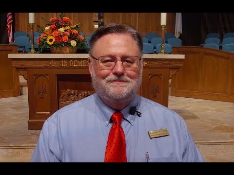 Rev. Patrick H. Wrisley | Charting Our Course