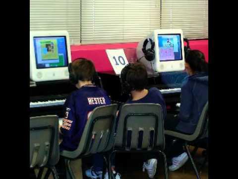 Music Technology Curriculum at Sunset Ridge School