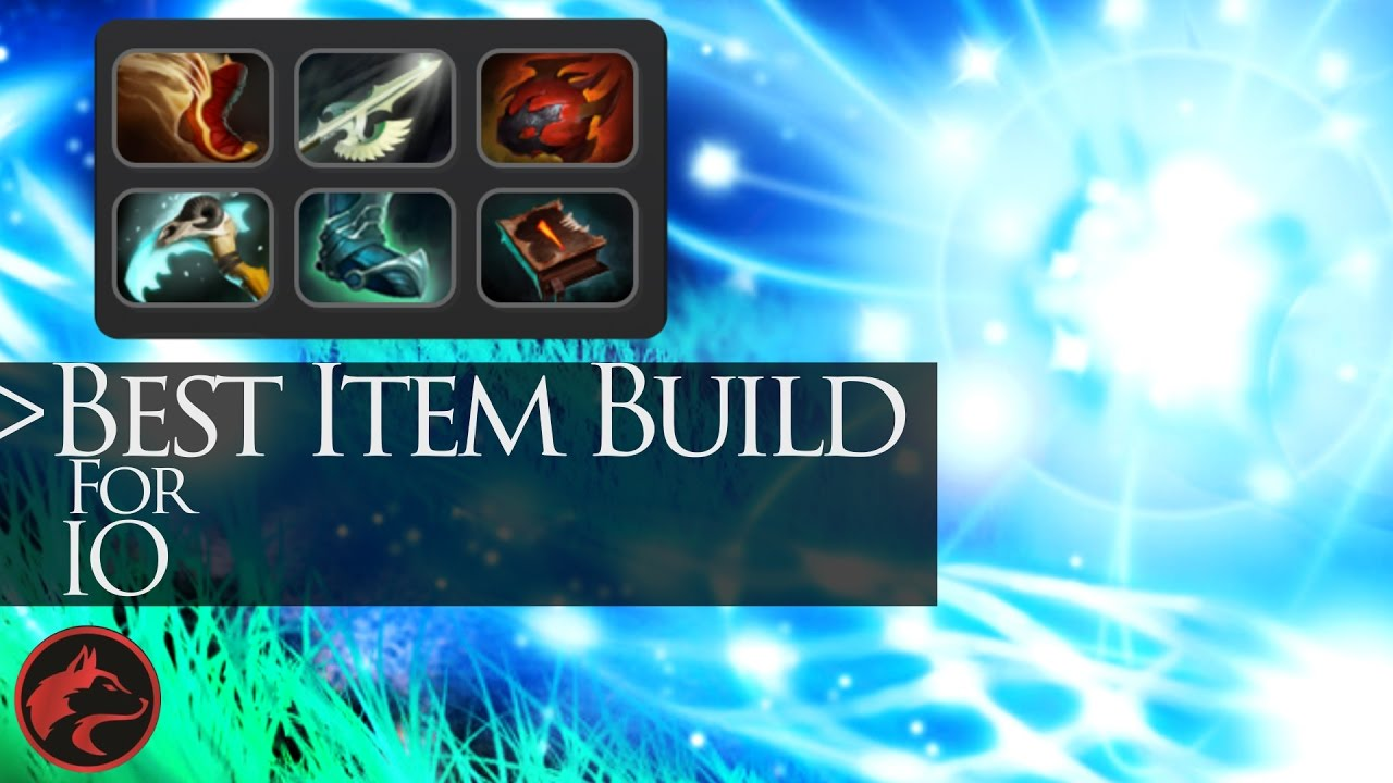 Best Item Build For IO