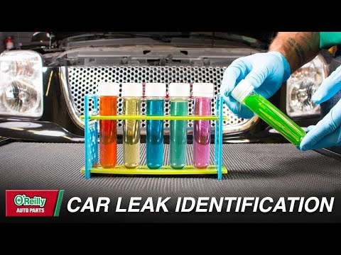 Diagnostic: What's Leaking From My Car, Truck, or SUV?