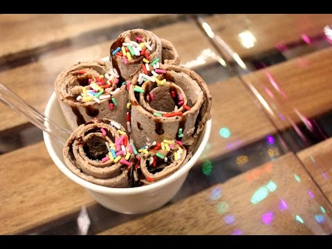 Ice cream roll fried ice cream machine youtube ice cream roll fried ice cream machine ccuart Image collections