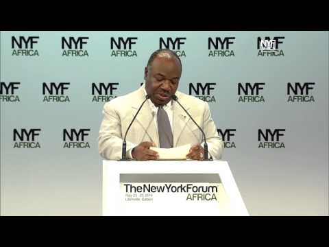NYFA 2014  - Closing by the President [In French]