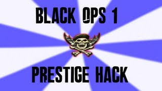 Black Ops 1 PRESTIGE HACK / GLITCH WORKING 2013(HOST LOBBIES/RANK UP) 2,500,000 COD Points