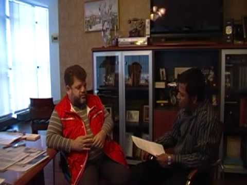 Interview with Siberian Newspaper Editor