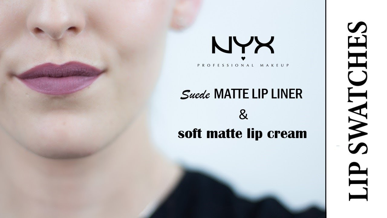 Nyx Professional Makeup Soft Matte Lip Cream Suede Lip Liners