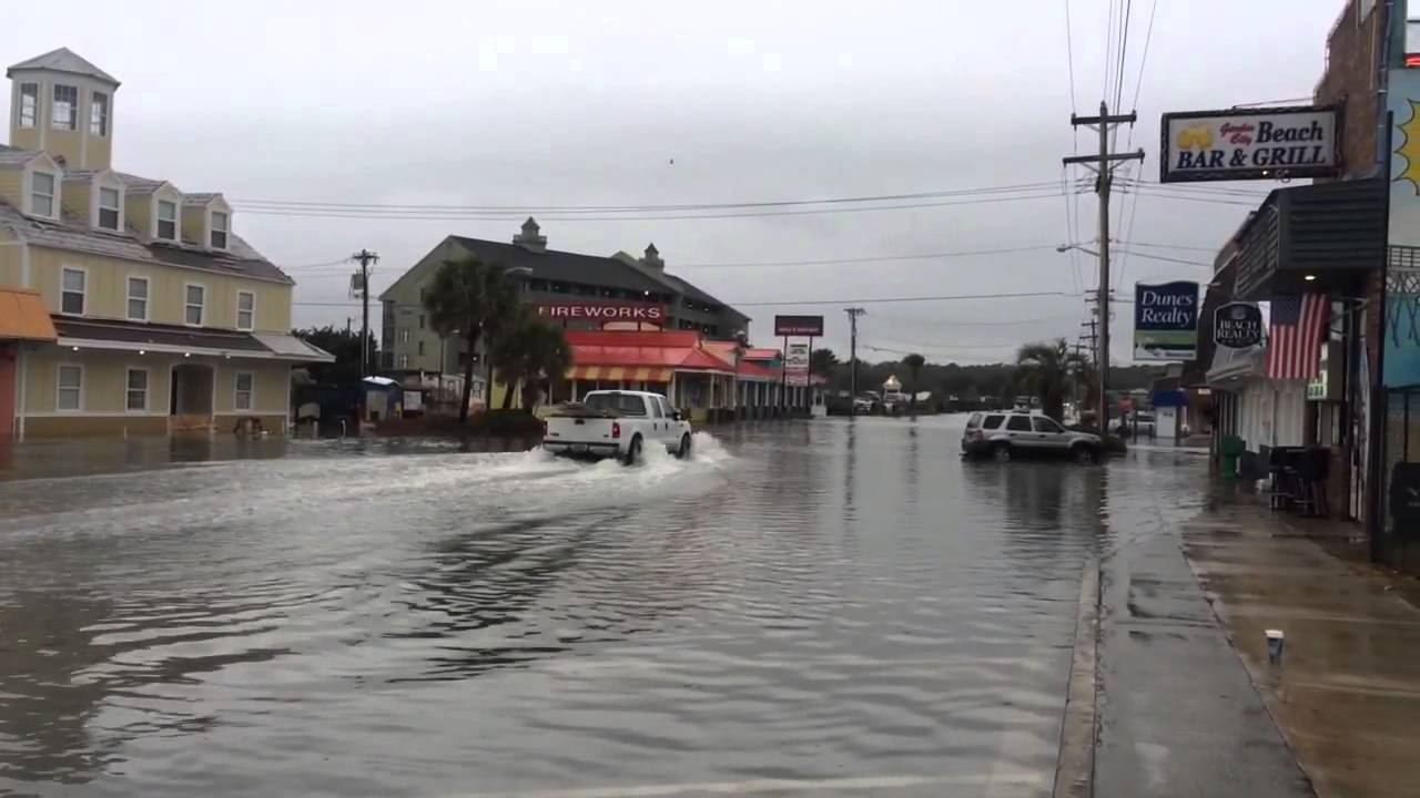 Images Of Myrtle Beach Flooding