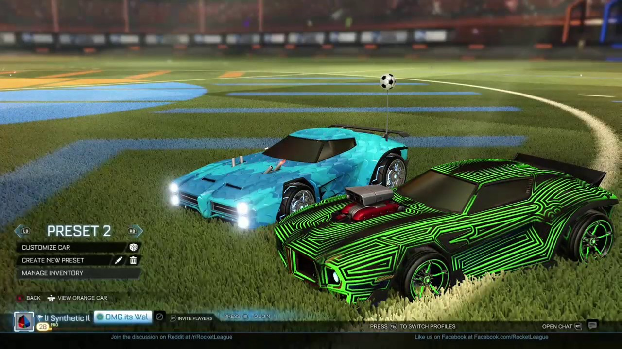 how i got parallax for free rocket league trading youtube