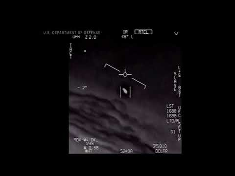 A UFO Encounter With 2 US Navy Jets