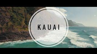 Kauai - Spectacular Drone Footage