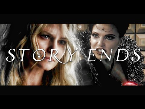english story swanqueen By svanouska music - true love theme - once upon a time.