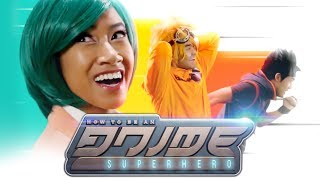 How to be an Anime Superhero! by : nigahiga
