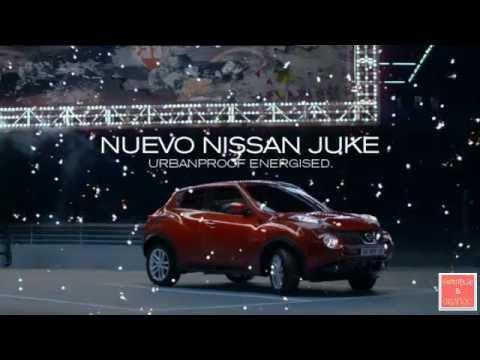 Anuncio del nuevo Nissan Juke