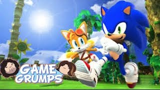 game grumps sonic boom rise of lyric best moments part 1