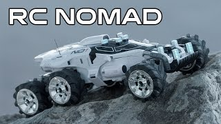 Taking the RC Nomad for a Spin