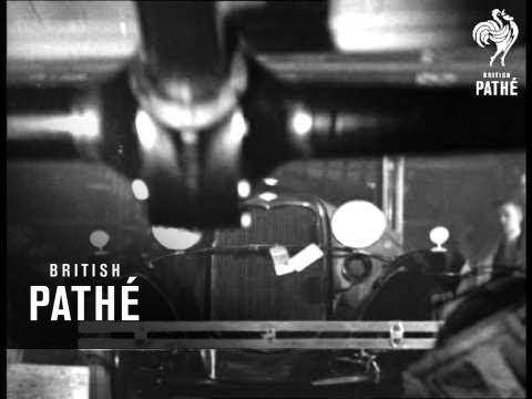 Sheffield Cavalcade (1920-1929)