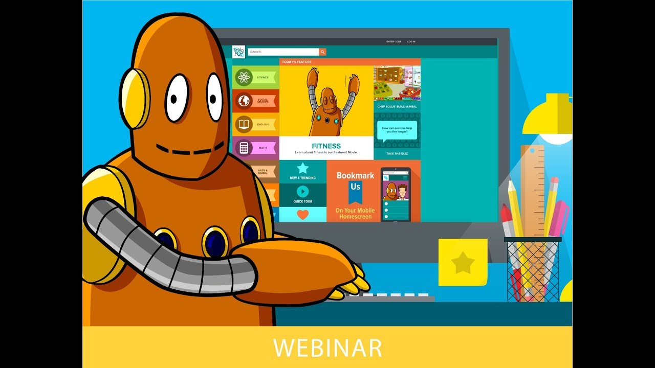 Explain Play and Create with BrainPOP and BrainPOP Jr  YouTube