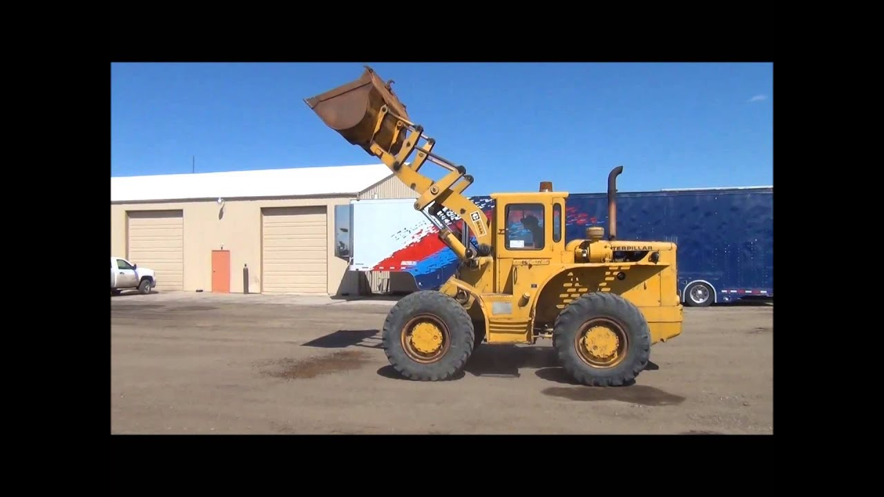 1964 Caterpillar 944a Wheel Loader For Sale Sold At