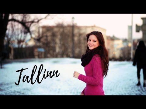 Tallinn Winter City Break | Lily France Travel Vlog