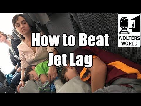 How to Beat Jet Lag - Honest Travel Advice