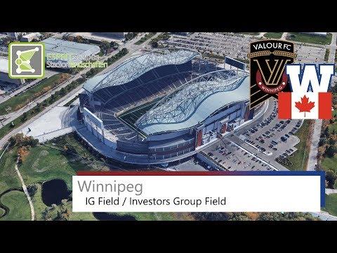 IG Field / Investors Group Field   Valour FC & Winnipeg Blue Bombers   2016