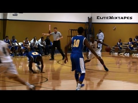 2014 Crossover of the Year?? Charles Minlend Jr. Makes Defender Look Stupid!