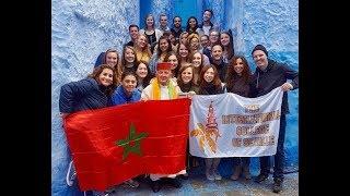ICS Morocco Visit.