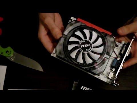 MSI PCI-Ex GeForce GT 730 2048MB DDR3 (128bit) (700/1600) (VGA, DVI, HDMI) (N730-2GD3V2)