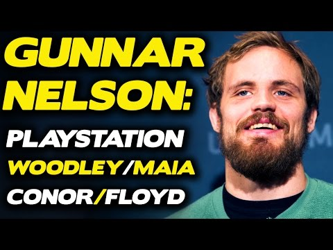 "Gunnar Nelson Not Sure Conor McGregor ""Would Ever Fight Again"" if He Beats Mayweather"