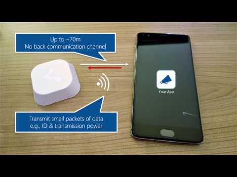 Bluetooth Beacons - Bluetooth 5, iBeacon, Eddystone, Arduino, Windows 10 & More