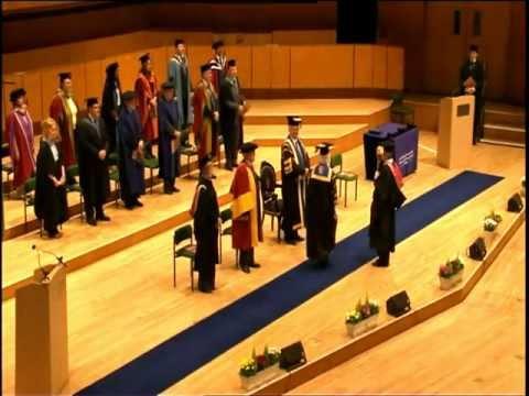 UWIC / London School of Commerce, University of Wales Convocation