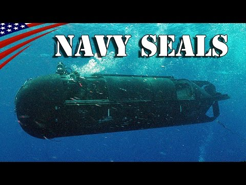 Special Forces Navy SEALs Underwater Infiltration: SEAL Delivery Vehicle (SDV) - 特殊部隊ネイビーシールズの水中潜入
