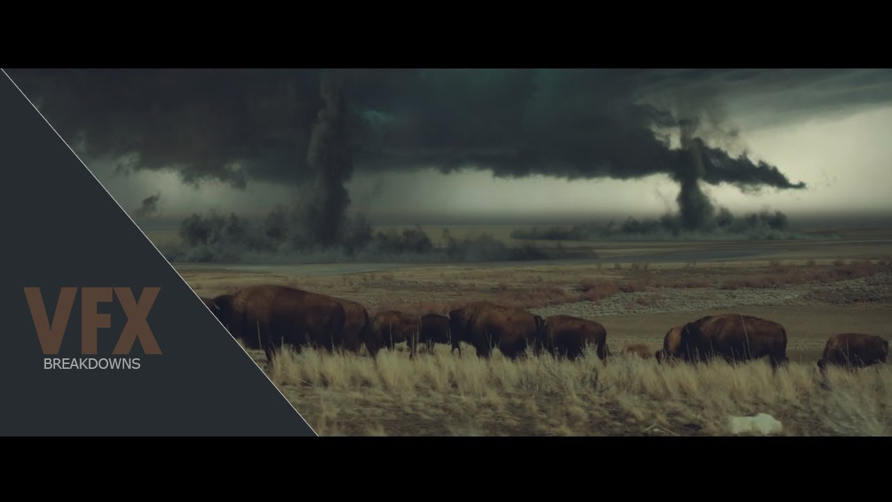 Nuke software Visual Effects Compositing Breakdowns #1
