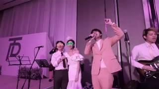 วงดนตรีงานแต่ง Caramel Tie - วัยทองรำลึก ( ว่าน ธนกฤต เซอร์ไพรส์บ่าวสาว)