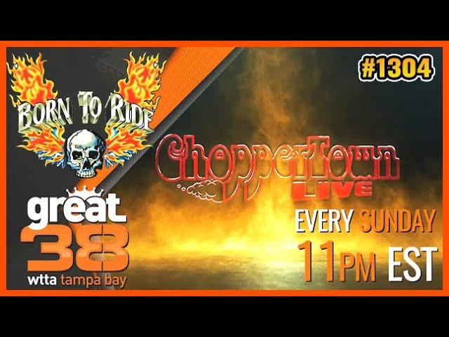This Week - Choppertown LIVE Up Close & Personal