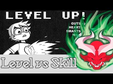 Level Based Vs Skill Based Systems