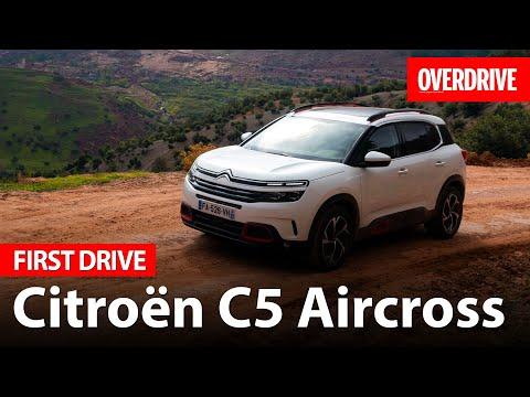 Citroen C5 Aircross | First drive | OVERDRIVE
